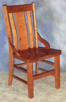 Mission Lumbar Chair