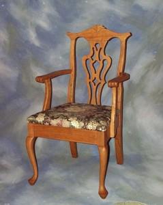 Dorris Host Chair