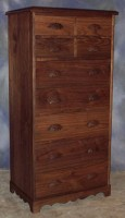 9 Drawer Tall Chest