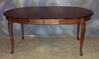 Walnut Queen Anne Table