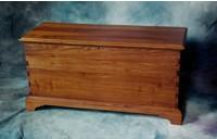 """Cedar Chest <br>48"""" x 18"""" x 24"""" high <br>$ 1,795.00"""