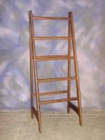 "Quilt Ladder <br>26"" x 21"" x 66"" high <br>$ 345.00"