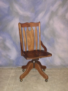 """Lumbar Office Chair 18 wide x 16"""" deep seat >br>$ 875.00"""
