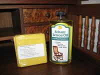 Schanz Lemon oil