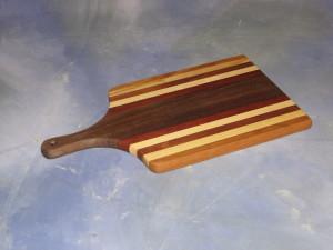Multi Wood Cutting Board