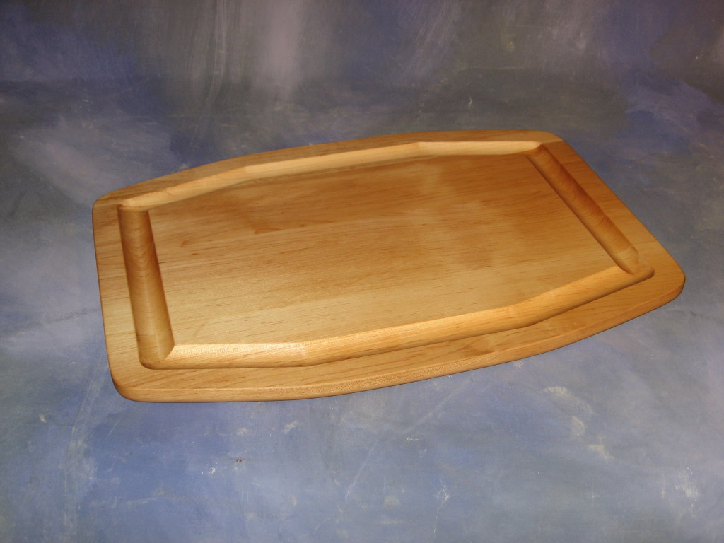 Maple carving board schanz furniture and refinishing
