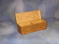 Solid Wood Recipe Box