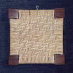 Herringbone Pattern Cane