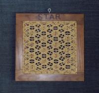 Star Cane Pattern