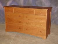 9 drawer modern